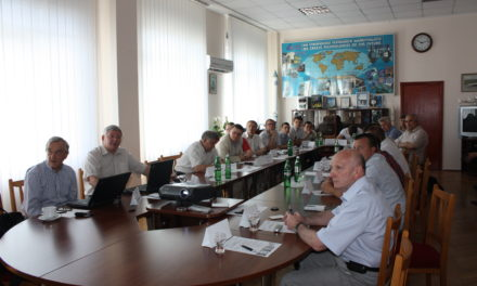 UkrNIIAT and AFS held round table on May 23, 2012 at the Institute