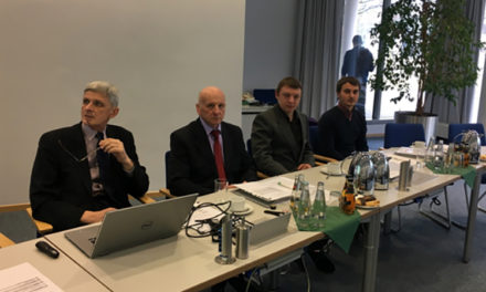 Состоялось очередное рабочее заседание партнеров проекта AERO-UA