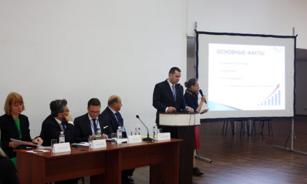 Costoyalsya first Ukrainian-Czech Aviation Industry Forum
